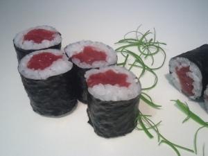 El rotllet de tonyina, la tapa solidària del Shunka