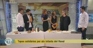 La Tapa als Matins de TV3