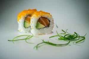 Maki de salmó......_Shunka