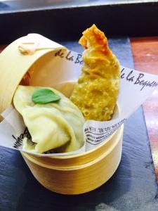 El Quim boqueria_dumpling