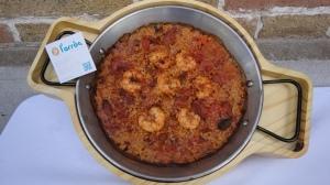 L'ARROS_Paella de garotes i llagostins